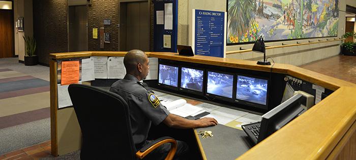 Blackstone Professionally Trained Uniformed Security